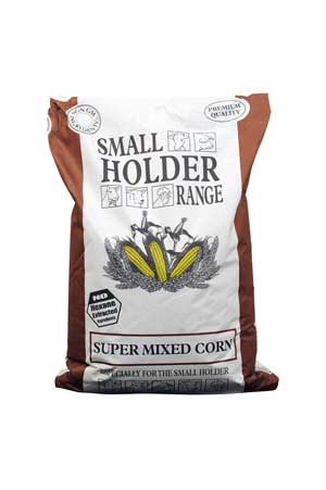 Smallholder Super Mixed Corn 20kg