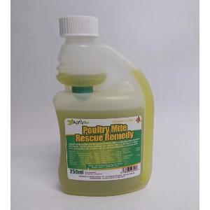 Agrivite Chicken Lickin Poultry Mite Rescue Remedy 250ml