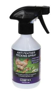 NET-TEX Anti-Feather Pecking Spray 250ml
