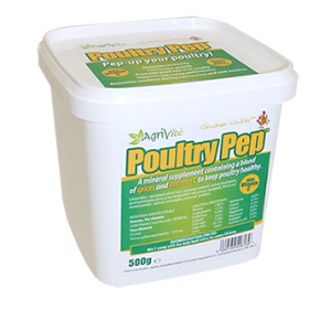 Agrivite Chicken Lickin' Poultry Pep 500g