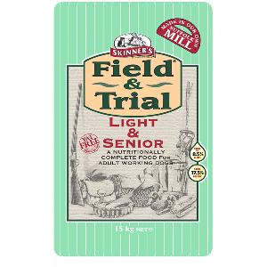 Skinners Field and Trial Light and Senior 2.5kg