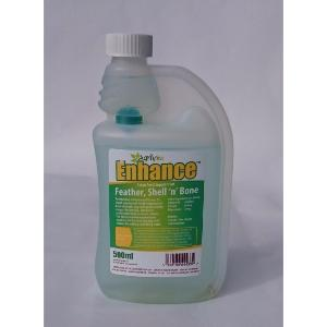 Agrivite Enhance Feather, Shell 'n' Bone 500ml
