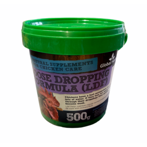 Global Herbs Poultry Loose Dropping Formula 500g