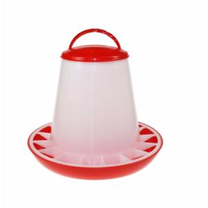 Eton Red and White Plastic Feeder 3kg