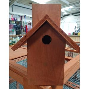 Wooden Tit Bird Box
