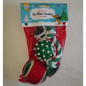 Armitage Good Boy Fun Filled Stocking