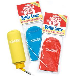 Classic Water Bottle Cover for crystal de-luxe 320ml Botttles