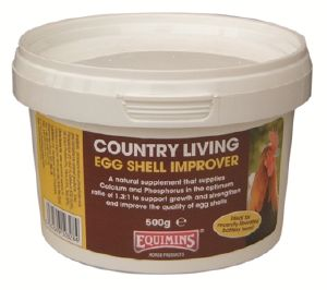 EQUIMINS Egg Shell Improver 500g Tub