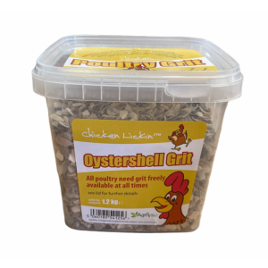 Agrivite Chicken Lickin' Oyster Shell Grit 1.2kg
