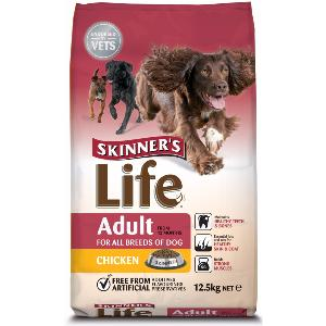 Skinners Life Adult Chicken 2.5kg