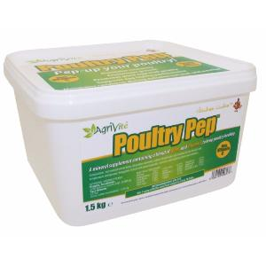 Agrivite Chicken Lickin' Poultry Pep 1.5kg