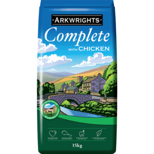 Arkwrights Complete Chicken Dog Food 15kg