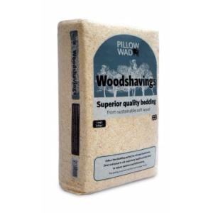 Pillow Wad Woodshavings 3.6kg