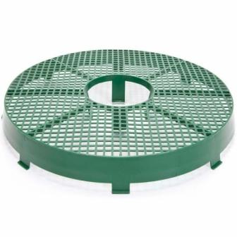 BEC Feeder or Drinker Stand Green