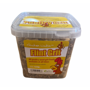 Agrivite Chicken Lickin' Flint Grit 1.5kg