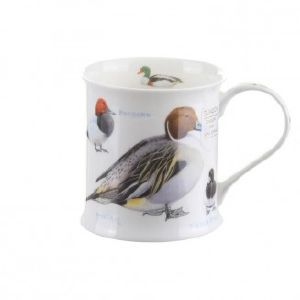Dunoon Wessex Shape Fine Bone China Pintail Duck