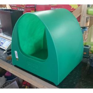 Stubb's Poultry Palace Nesting Box -  Green