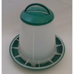 Eton Green and White Plastic Feeder 1.kg