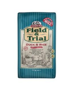 Skinners Field and Trial Duck and Rice 2.5kg