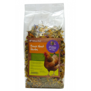 Natures Grub Fresh Nest Herbs 200g