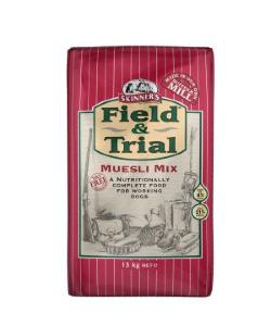 Skinners Field and Trial Muesli 15kg