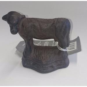 Cast Iron Cow Door Wedge