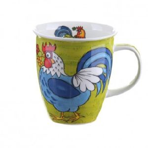 Dunoon Nevis Fine Bone China Country Capers Cockerel