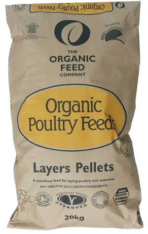 Organic Layers Pellets (1kg)