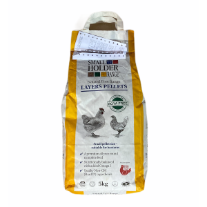 Smallholder Natural Free Range Layers Pellets 5Kg