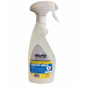 Bio Link Poultry Shield 750ml Ready To Use Spray Bottle