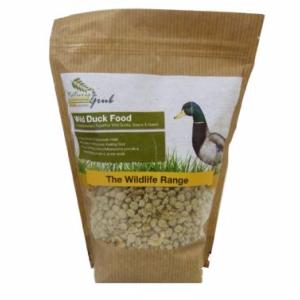 Natures Grub Wild Duck Food 500g