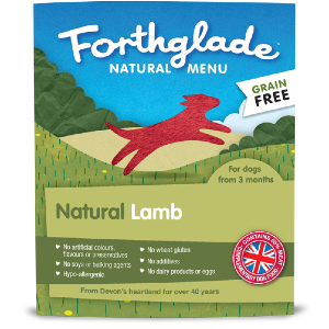 Forthglade Natural Menu Lamb 18 Pack