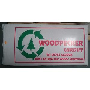 Woodpecker Wood Shavings Bale