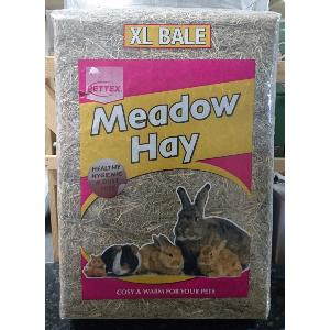 Pettex Compressed Meadow Hay XL Bale
