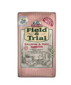 Skinners Field and Trial Salmon and Rice 2.5kg
